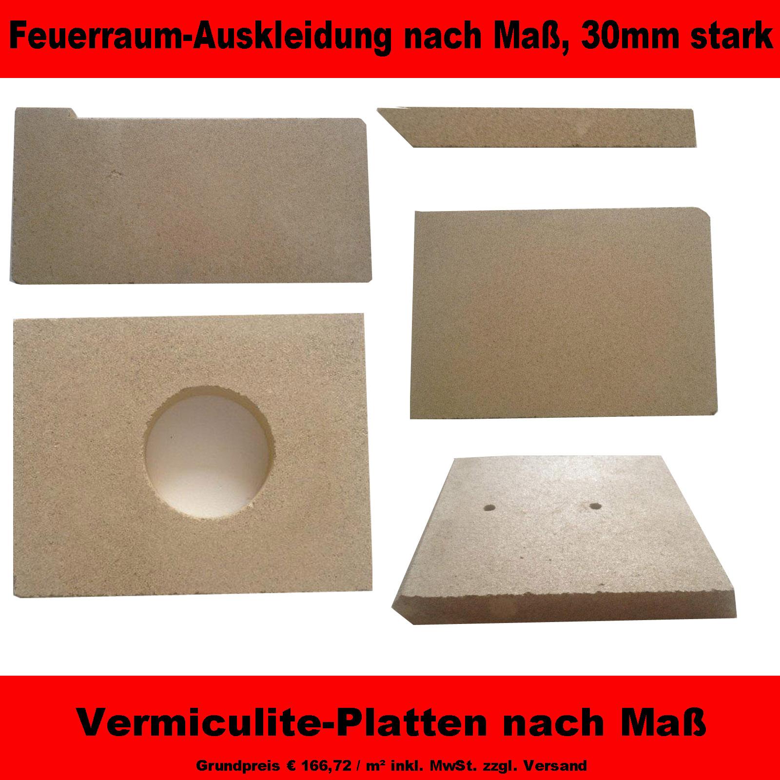 Vermiculite platten kleben